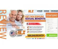 What is the Price of RLZ Male Performance Pills?