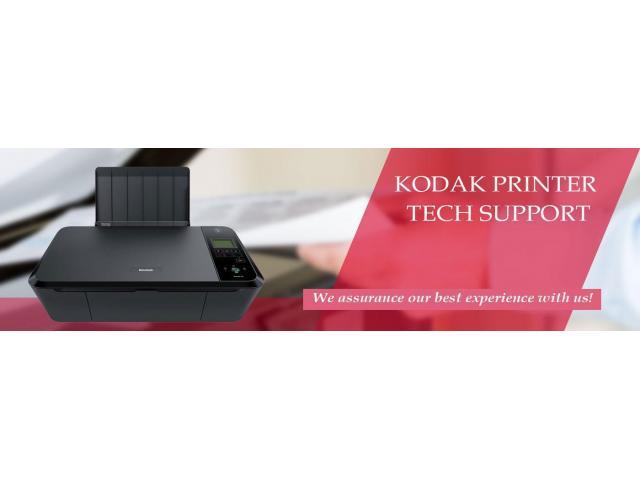 Kodak Printer Technical Support Phone Number