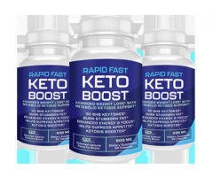 Rapid Fast Keto Boost Weight Losss Formula